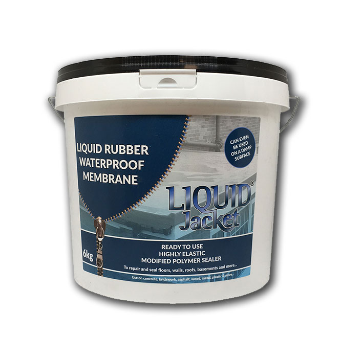 Liquid Jacket waterproof membrane
