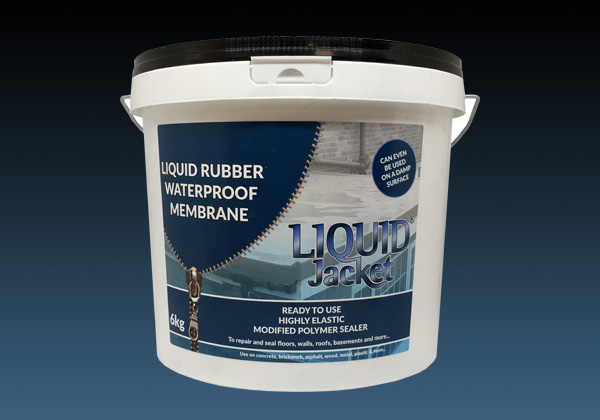 liquid jacket waterproofing membrane